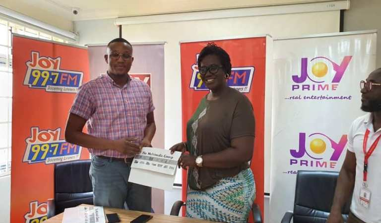 Photos: 3 Music Awards organizers ink down partnership deal with Multimedia for 2020 edition