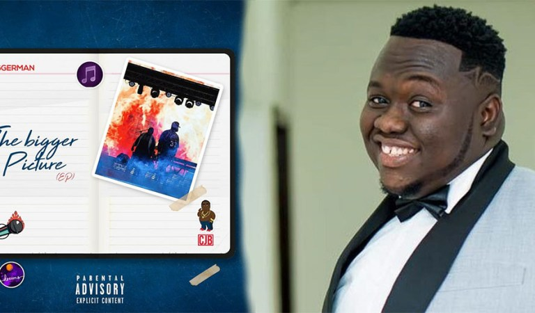 "Listen: CJ Biggerman Ep ""The Bigger Picture"""