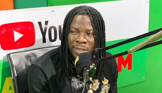 """Lets focus on the work"" – Stonebwoy sends straight message to Jupiter"