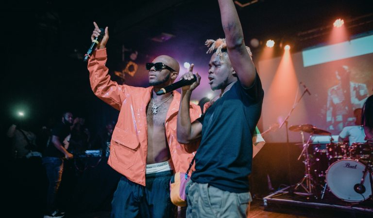 "SOLD OUT! King Promise shuts down ""Scala"" London "" AS PROMISE WORLD TOUR """