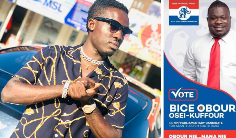 Obour Is A Stomach Politician – Criss Waddle fires D Black supports