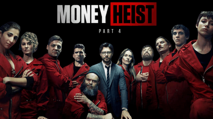 Money Heist, Season 4, Money, Heist