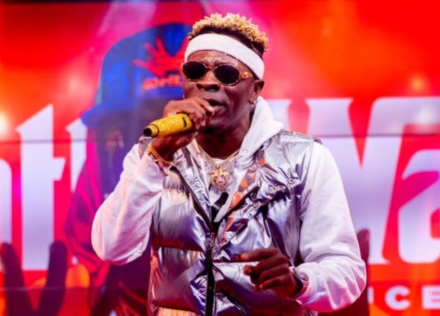Watch Shatta Wale's Amazing Performance At Virtual Covid-19 Concert