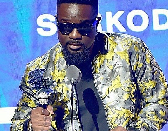 Sarkodie Is The Most Awarded Musician In Africa