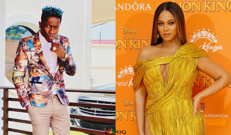 """Beyonce To Release New Film """"Black King"""" Featuring Shatta Wale"""
