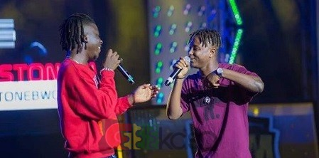 Stonebwoy Wash Hands Off Alleged Attack On Kelvyn Boy