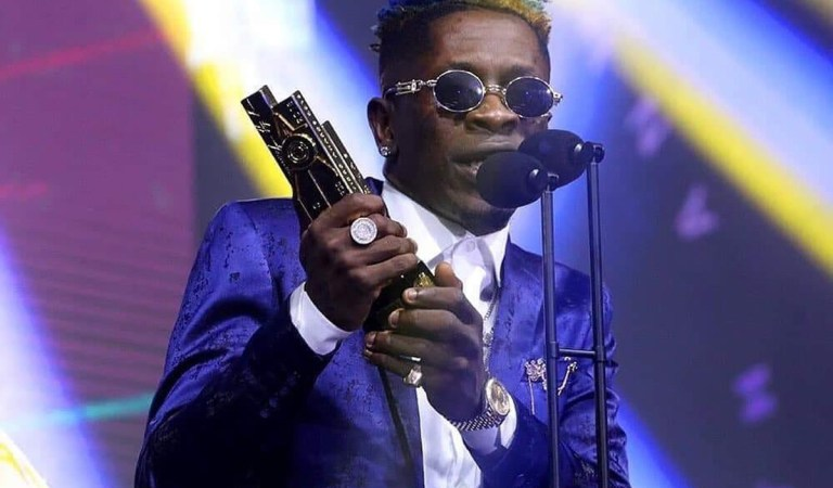 Shatta Wale Verified As No.1 Local Champion In Ghana By Billboard