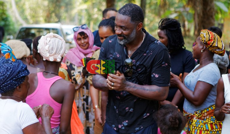 Idris Elba Begs Ghana To Legalize LGBQT+ Says It Will Make Ghana Greater And Stronger