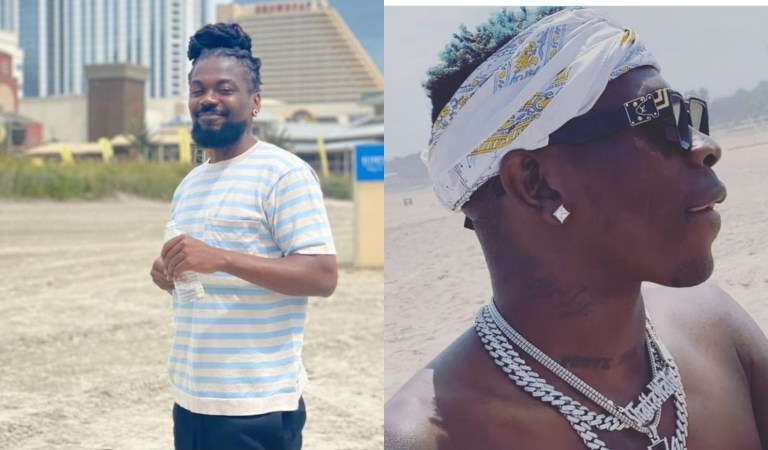 SHOCKING NEWS: Samini Allegedly Proves Shatta Wale Been A Scammer