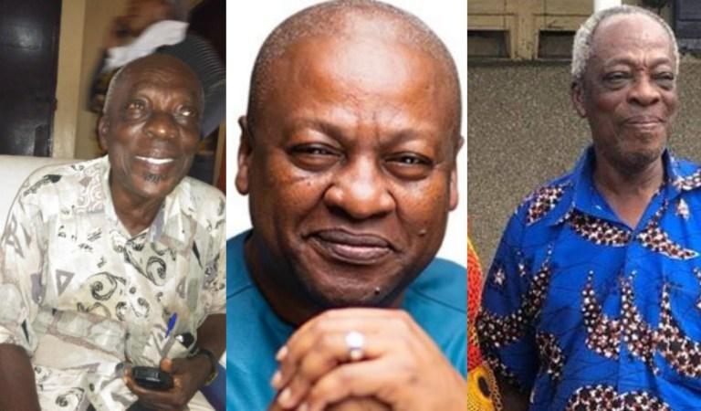 VIDEO: John Mahama Has Always Supported Late Actor Kohwe Without The Media Knowing