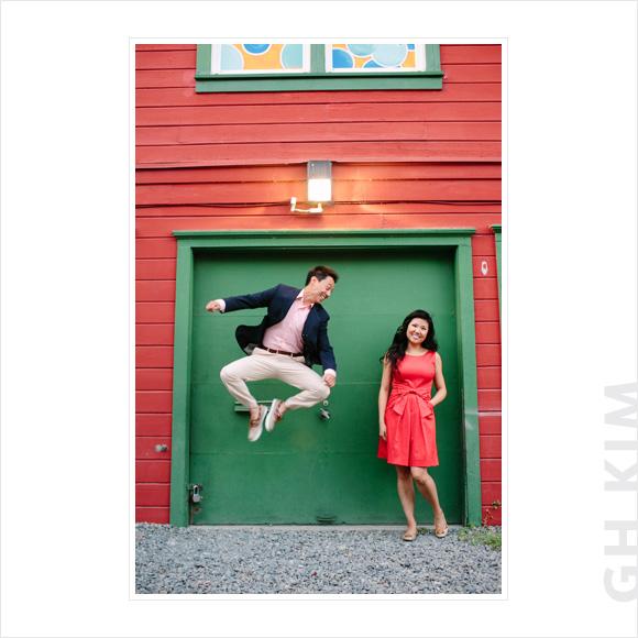 Corina & Danny