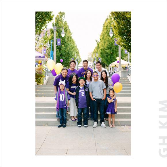 Jang & Family