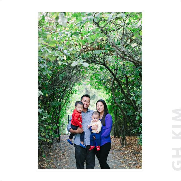 Tran & Family