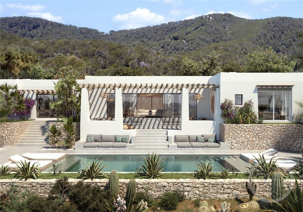 Stunning Blakstad luxury villa in the heart of Ibiza