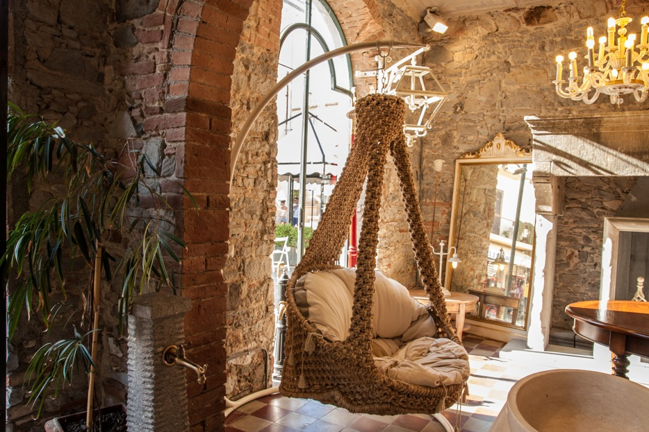 Un nido sospeso  Hanging nest  Garden House Lazzerini