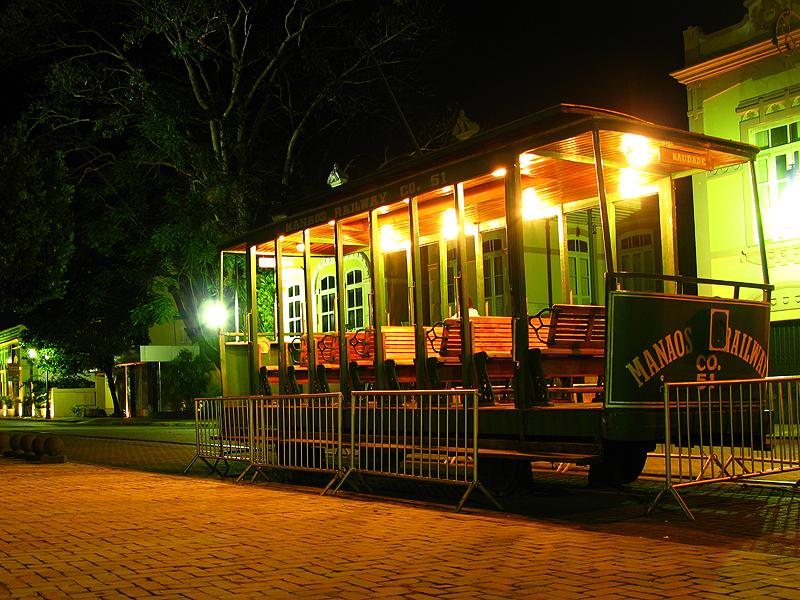 Bondinho (centro histórico)