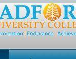 Radford University College Admission List