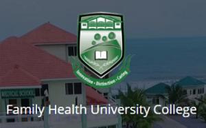 FamilyHealth University College academic calendar