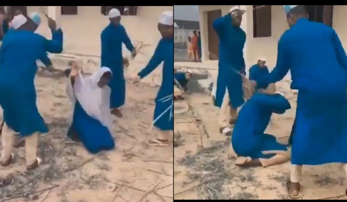 Muslim students flogged publicly for drinking alcohol at birthday party