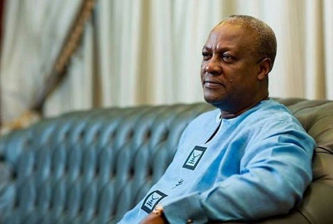 Mahama urges transparency in Members of Parliament COVID-19 status