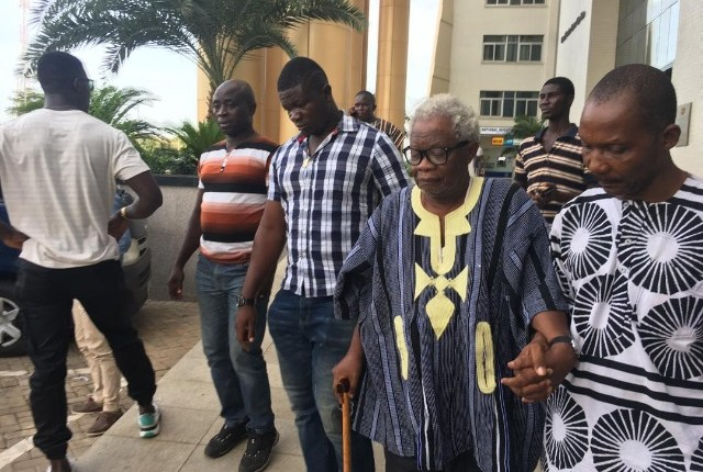 Twenty-five alleged secessionists granted bail