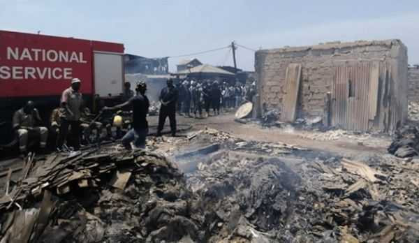 Rampaging youth at Tevikope free suspect, set community ablaze
