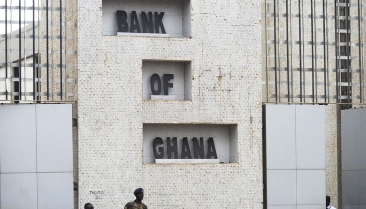 Bank of Ghana to support Ghana's budget with GH¢10 billion to address revenue shortfalls