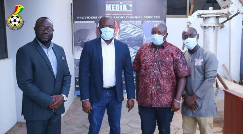 Greater Accra RFA signs TV deal with media 7 Network