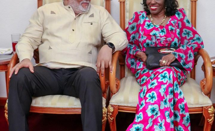 Rawlings, Nana Konadu sends goodwill message to muslims