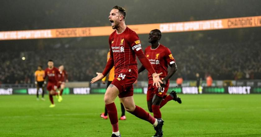 Lifting league trophy without fans would be 'strange' – Henderson