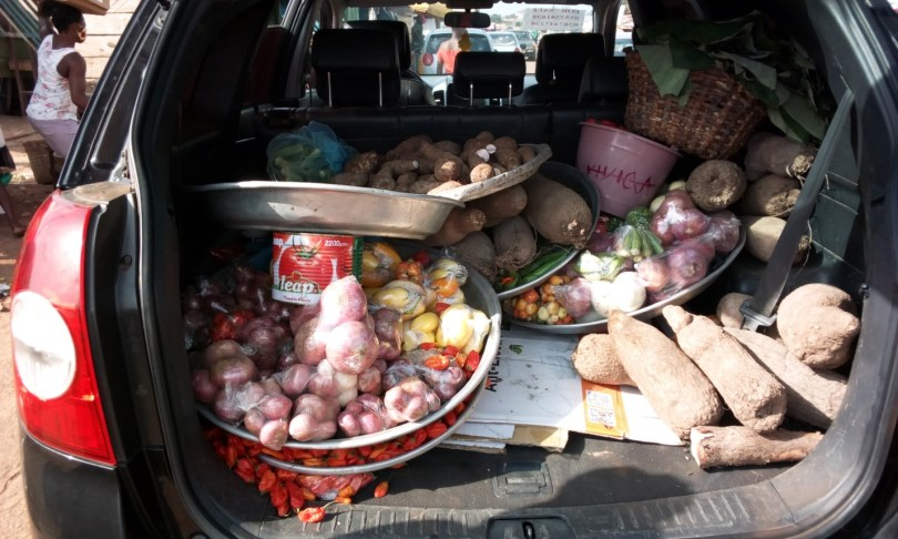 COVID-19 Task-force seizes items from recalcitrant traders in Sunyani