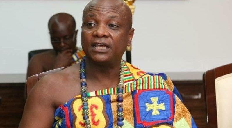 Let's condemn the tribalists in our midst- Togbe Afede