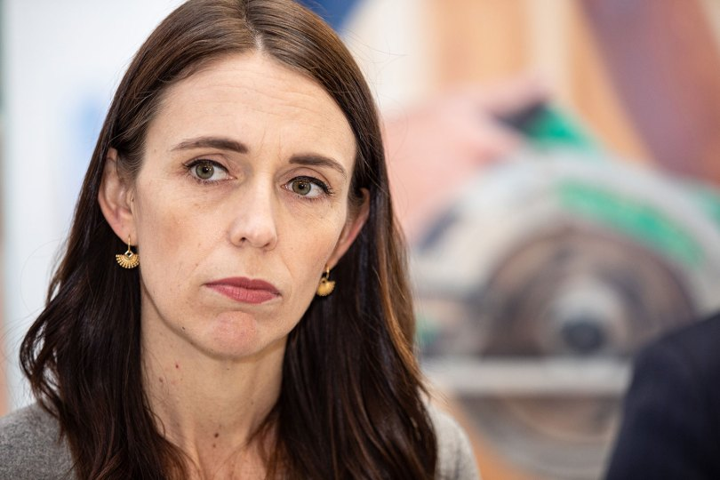 New Zealand's prime minister was turned away from a cafe under coronavirus restrictions