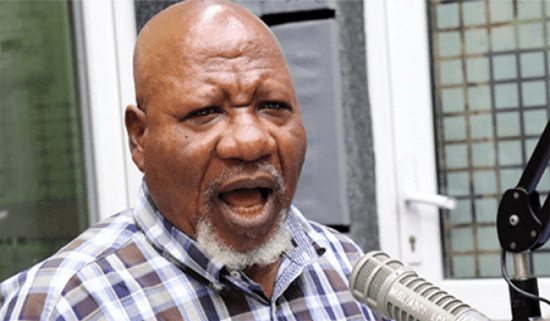 Allotey Jacobs unperturbed about suspension from NDC