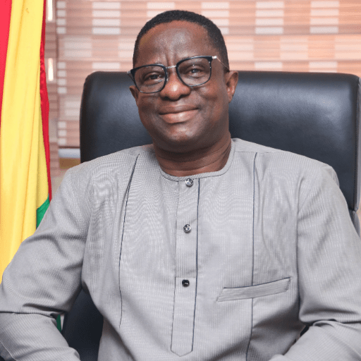 John Peter Amewu rolls up sleeves to claim Hohoe seat from NDC