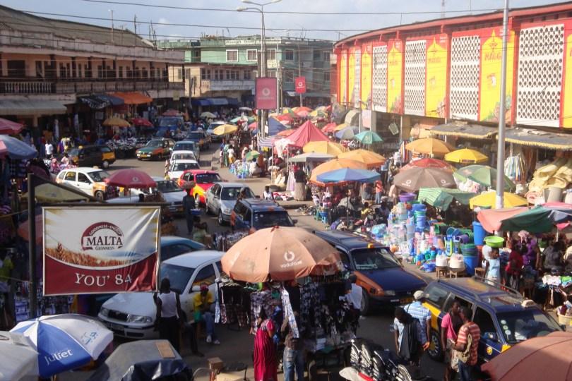 Markets in Sekondi-Takoradi to be closed from Tomorrow