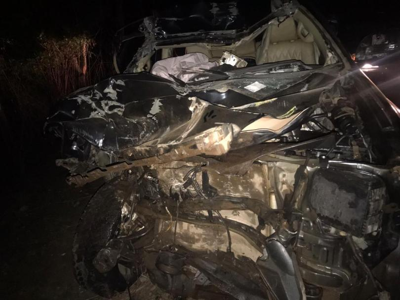 NPP Chairman Involved In a Serious Accident.
