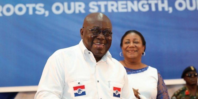 Ejura hene endorses 4 More 4 Nana and NPP