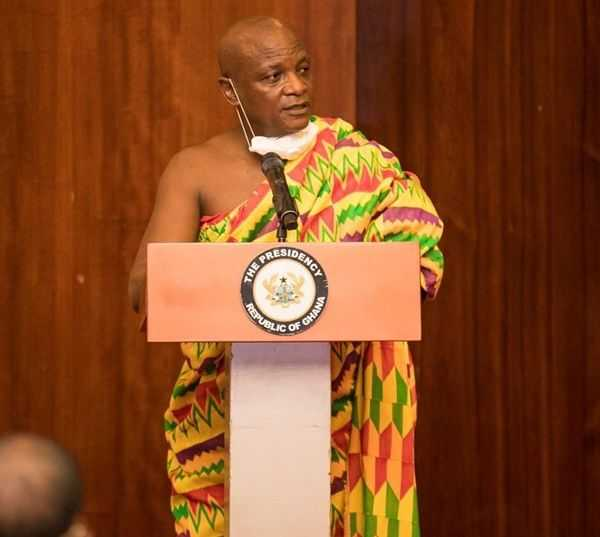 Hearts of Oak Board Chairman Togbe Afede open to suggestions