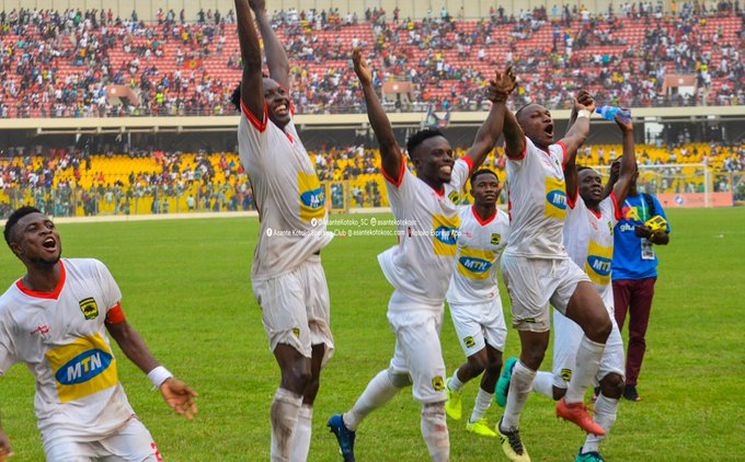 Asante Kotoko ban from signing new players for a year