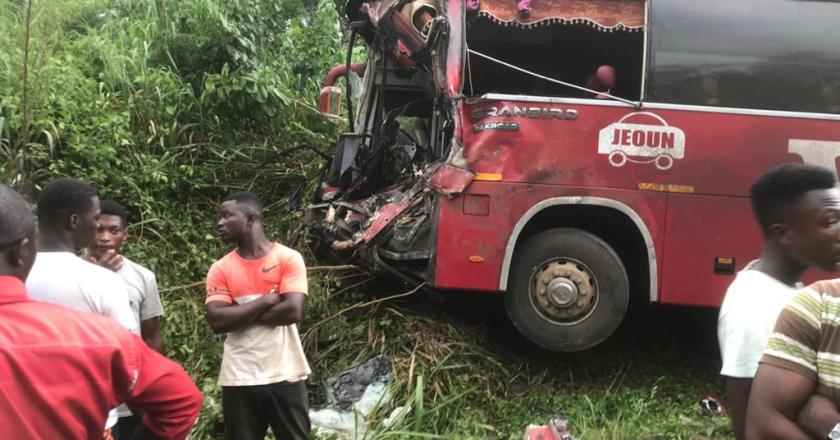 Ghana records 1,585 road crash deaths in eight months