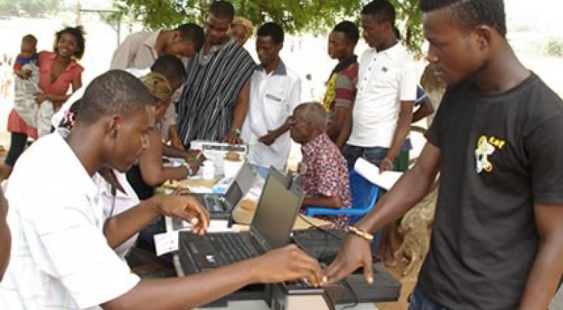 Volta EC issues 72,000 new voter cards in three days