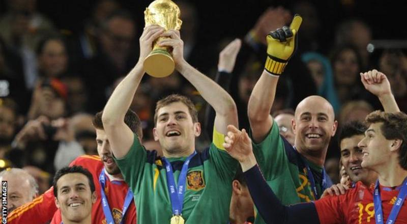 Iker Casillas: Former Real Madrid and Spain goalkeeper retires from football