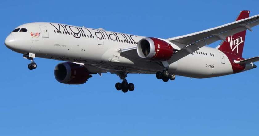 Virgin Atlantic files for bankruptcy protection in New York