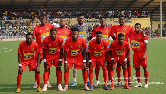 Revealed: Asante Kotoko set to bolster squad with Ugandan striker