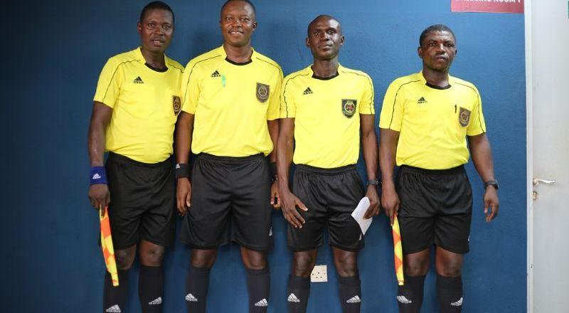 Thirty Ghanaian referees to undergo fifa elite course