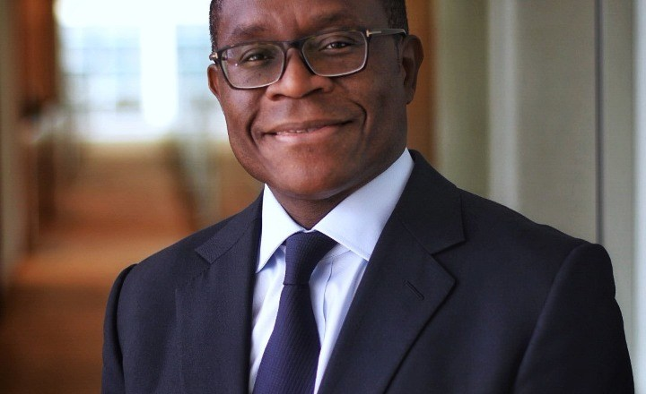 Bernard Mensah hit top job at Bank of America.