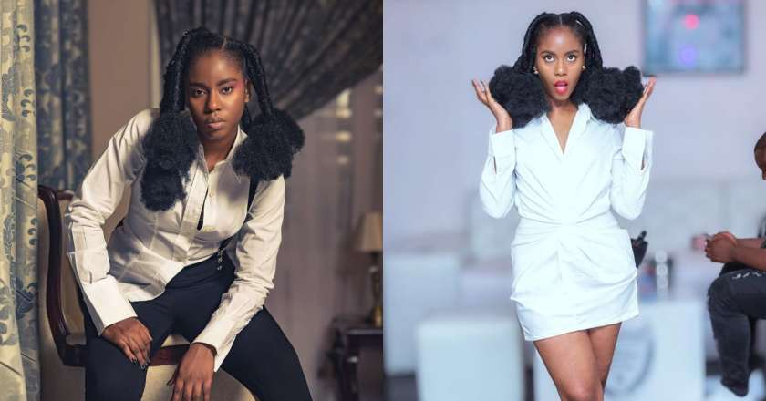 MzVee Confirms Being Independent Makes Her Happier As She Confirms Sabotage