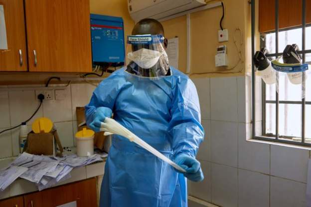 Dozens of medics test positive in South Sudan