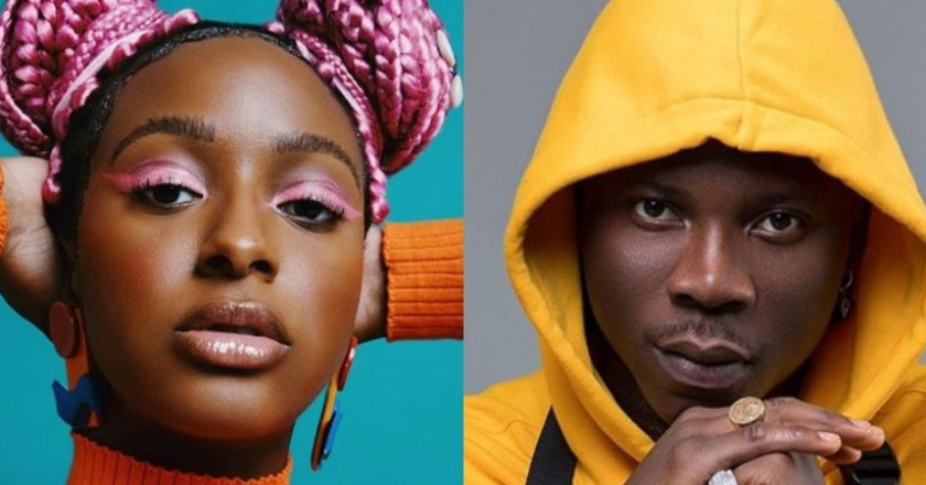 DJ Cuppy features Stonebwoy on new release 'Karma'
